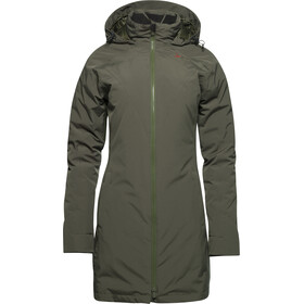 Yeti Raa Hardshell Down Coat Damen wild forest
